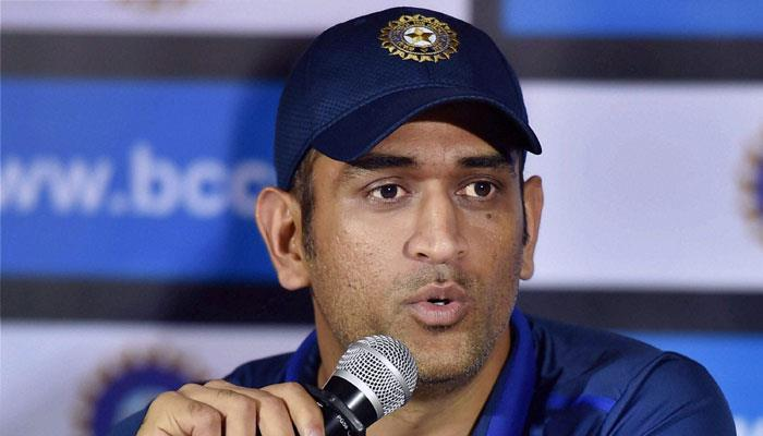 mahendra singh dhoni left captainship of ODI and T20 format